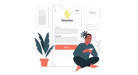 كيفية استخدام تطبيق Binomo على iPhone / iPad